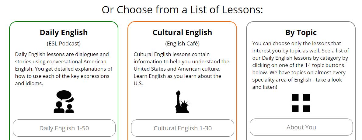 podcasty - jak nauczyć się angielskiego