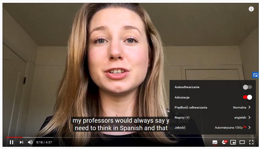 15 najlepszych kanałów na YouTube do nauki angielskiego